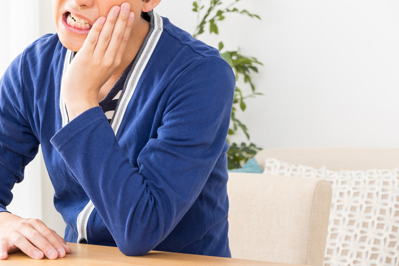 根本的な原因に「顎変性症」が潜んでいる可能性もあります