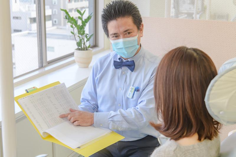 1.経験豊富な専門医・認定医によるレベルの高い治療